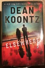 Elsewhere by Dean Koontz Signed/dated 1st Printing Hardcover October 2020