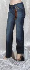 Normalgröße L34 Damen-Jeans im Schlaghosen-Stil