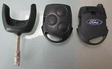 Genuine Ford Focus Mondeo Mk 1 2 Fiesta Transit KEY FOB 3 button 98AG15K601AD