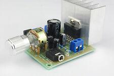 TDA7297 Power Amplifier 2.0 Dual Channels Stereo 12V AC/DC Noiseless B Class