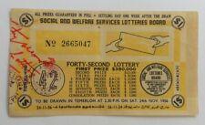 1956 42th Lottery drawn in Temerloh