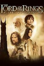 Like New The Lord of the Rings: The Two Towers WS Elijah Wood Ian Mckellen Liv