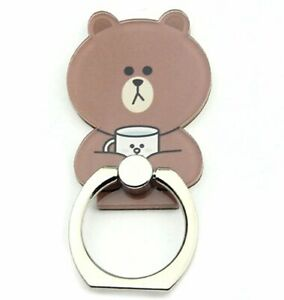 BUY 1 GET 1 FREE -Finger Ring Holder Stand 360 Rotating Kickstand for Cell Phone