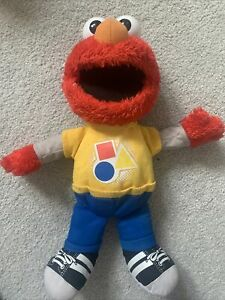 Sesame Street Elmo Hasbro Plush/teddy