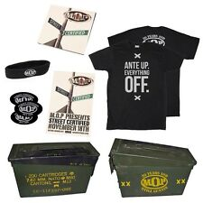 M.O.P. Street Certified 20 Years And Still Gunnin The Ammo Steel Box RARE!!