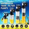 Sommergibile acquario interno pompa e filtro per pesce serbatoio