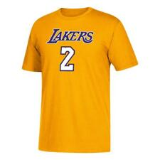 b6638bfd66a Los Angeles Lakers Lonzo Ball Adidas Men s Player Name   Number T-Shirt -  NWT