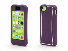 Griffin Survivor Slim Cover Case for iPhone 5c (Purple/White)