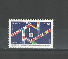R614 - FRANCIA 1979 - COMUNITA' EUROPEA**  N. 2050 - VEDI FOTO