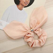 Élastiques à Cheveux avec Nœuds Papillon Chouchous Cheveux Lapin Porte-Queue