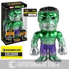 Hulk Metallic Premium Hikari Sofubi Vinyl Figure   Ent Earth Exclusive NIB