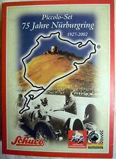 Schuco 05209 Piccolo-set 75 Jahre Nürburgring limitiert Unbespielt