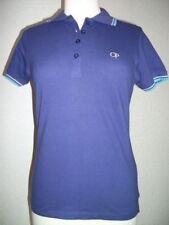 ORIG. Ocean Pacific-preciosa, moderno Polo-Shirt en piqueoptik talla 38 nuevo