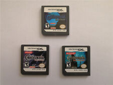 Castlevania Game Card Dawn Sorrow Ruin Ecclesia For Nintendo 3DS/DSI NDS NDSi