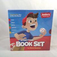 Junior's Adventures : Storytime Book Set: By Ramsey, Dave  NIB Children Finance