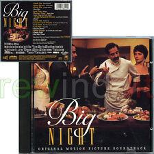 "CD ""BIG NIGHT"" RARO OST 1996 - DEMICHELE"