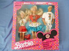 New ListingNrfb 1991 Toys R Us Barbie & Friends Disney Gift Set New Sealed Mattel Dolls