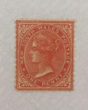 New South Wales Sg 186 U/mint Cat £200