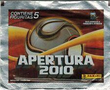 Argentina 2010 Panini Futbol Argentino Soccer sticker Pack