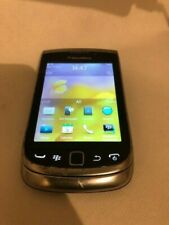 BlackBerry Torch 9800  Mobile Smartphone Used