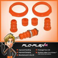 Mazda MX5 Bushes MK3 NC Rear Strut Spring + Upper Shock Bush Poly Polyurethane
