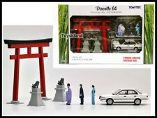 Tomica Limited Vintage TOMYTEC Diocolle 64 Carsnap 03a HATSUMOUDE TOYOTA COROLLA