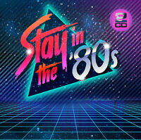 CD Stay In The 80s von Various Artists 2CDs