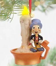 Disney Sketchbook Jiminy Cricket Light Up Candle Christmas Decoration Ornament
