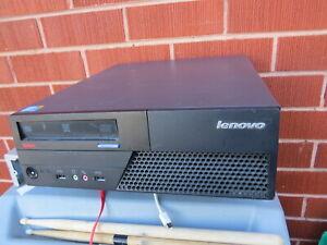 LENOVO ThinkCentre MT-M7483 C2D 3GHz 2GB RAM 250GB HDD DVDRW WIN 7 PRO
