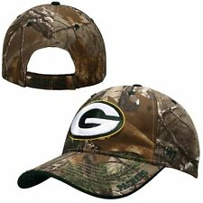 Green Bay Packers 47 Brand Clean Up Hat Adjustable Cap RealTree Frost