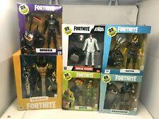 Fortnite Figuren 6-er Set B-Ware OVP Sammler Videospiel Game Actionfiguren !