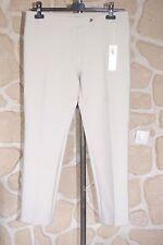 Pantalon gris clair neuf taille 42 marque GERARD DAREL étiqueté à 155€