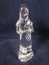 WATERFORD CRYSTAL Nativity Shepherd Boy with Horn ~ EXCELLENT