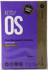 Keto OS Keto 3.0  by Pruvit 30 Day Supply Chocolate Swirl Caffeinated (FAST S/H)