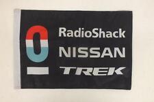 """RadioShack Nissan Trek 12"""" x 18"""" Flag Satisfaction Guaranteed Fast Shipping LOOK"""