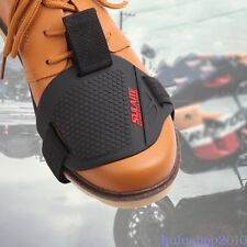 Motorcycle Shifter Cover Boot Shoes Protector Shift Guard Protective Gear New