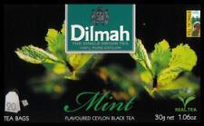 DILMAH Tee - Mint  - MinzeFlavoured Black Ceylon Tea  20 Teebeutel