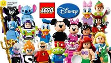 Lego 71012 Disney Minifigures Series : Complete Set 18 Minifigures - New SEALED