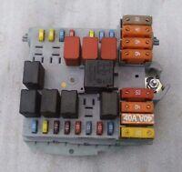OEM ALFA ROMEO 159 1.9 JTDM 16V FUSE BOX BRANCH CONTROL UNIT FUSE RELAY 50504455