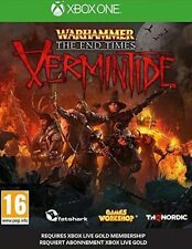 Warhammer End Times Vermintide Xbox One *buy in Australia *day 1 D1 The X1