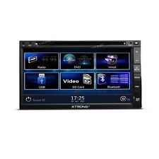"AUTORADIO UNIVERSALE 6.95"" Touch - 2 din NO NAVI /MP3/BLUETOOTH/GPS/DVD Mp3"