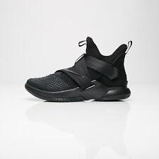 competitive price 3e1ab acc0b AO4054-003 Nike Lebron Soldier XII SFG Basketball Triple Black Sizes 8-13  NIB