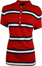 Tommy Hilfiger Damen Poloshirt, Polo, Original, Größe: X-Large