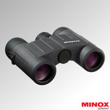 MINOX BF 8x25 BR Waterproof Compact Binoculars Case *uk Stock* Ref 62033