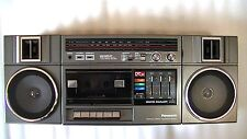 Vintage Panasonic Cassette Player Boombox