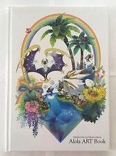 Pokemon Center Original Limited Alola Art Book Pokemon Sun and Moon JAPAN IMPORT