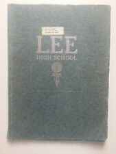 1926 Yearbook-Lee High School-Grand Rapids/Wyoming-First Class For New School-B5