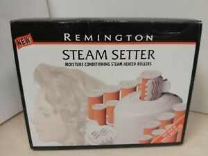 Brand New Sealed Boxed Remington Steam Setter Heated Rollers B54