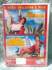 THE ANIMAL/DEUCE BIGILO EUROPEAN GIGOLO (2 DISC BOXSET)ROB SCHNEIDER MA R4