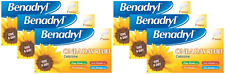 Benadryl Allergy & Hayfever One a Day 10mg Tablets - 6 x 7 tablets (Mega Pack)
